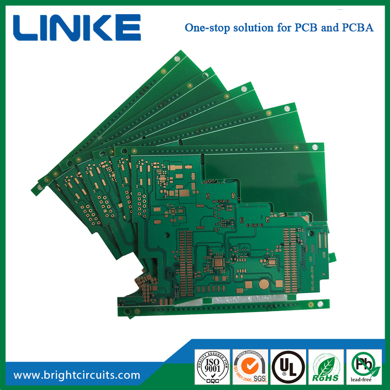 4 Layers PCB